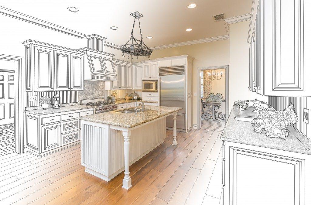 kitchen interior planning