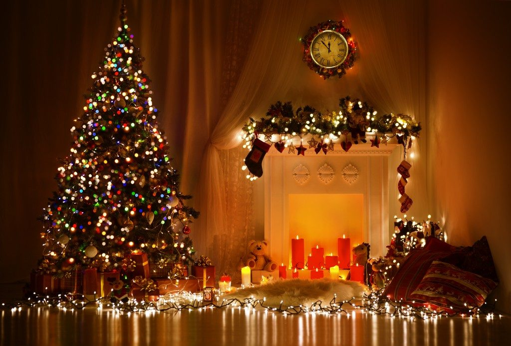 christmas decors at home