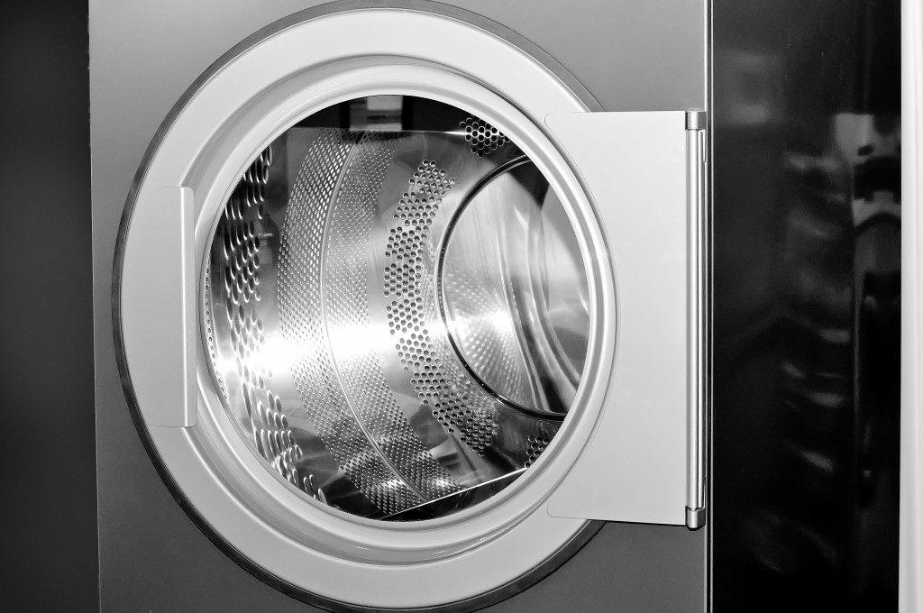 Dryer Lint in washing machine