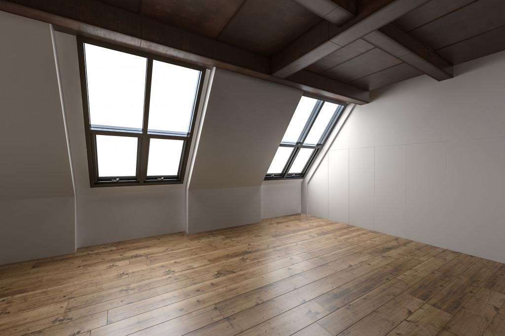 empty space room