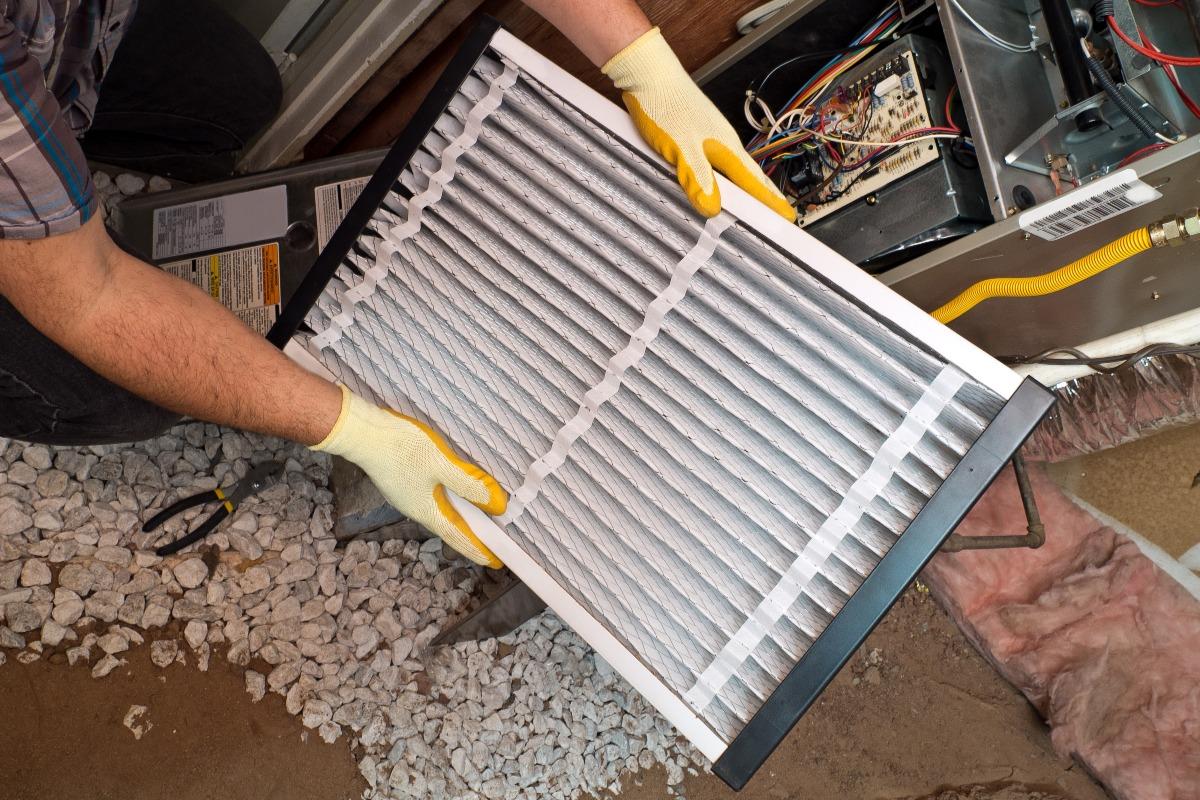 air-conditioning repairman